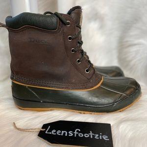 Original Genuine Mens Duck Boots